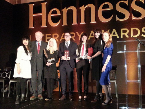 Photos of the Hennessy Award Night