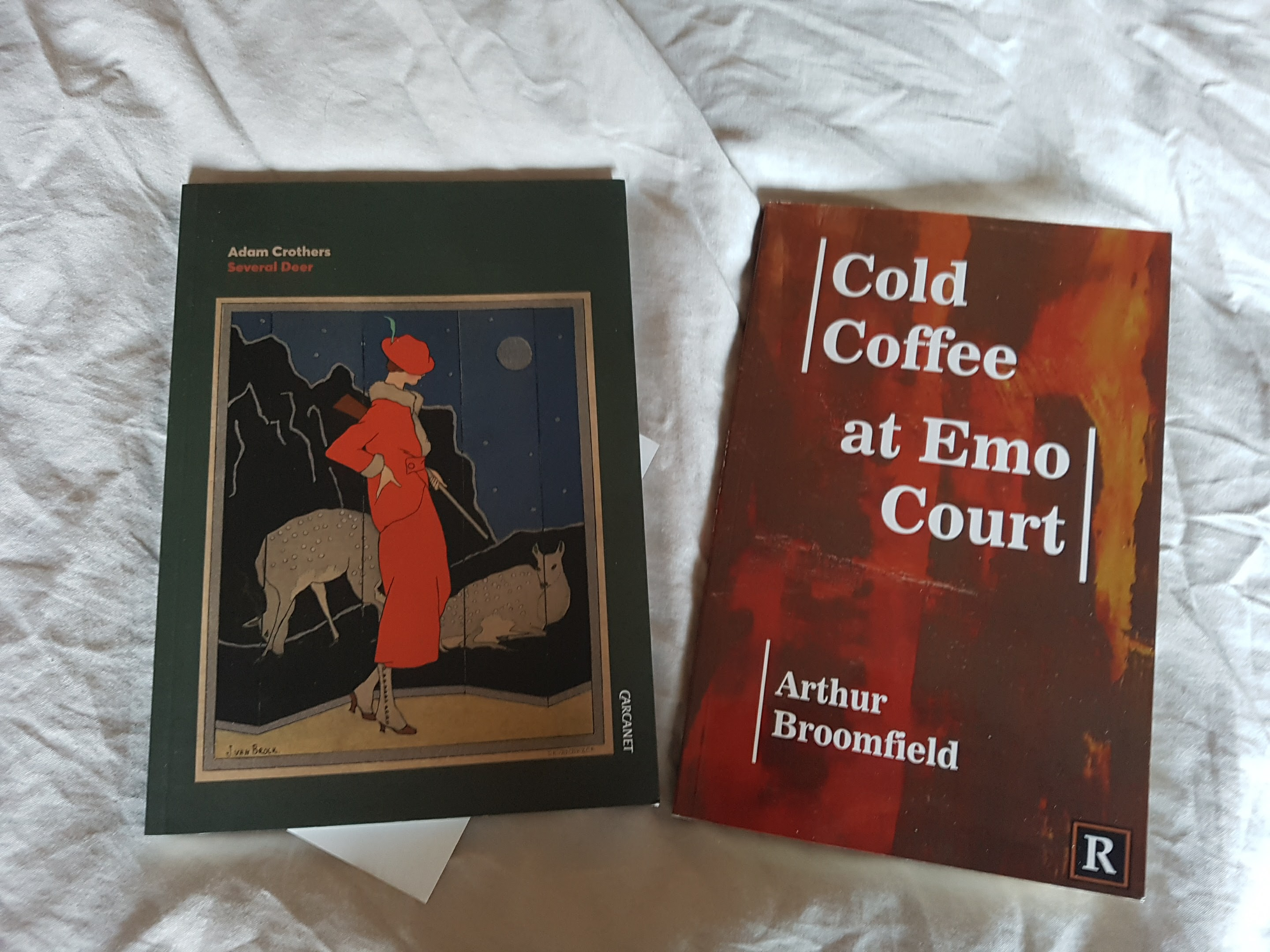 Two new books