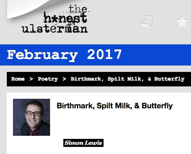 Published Honest Ulsterman