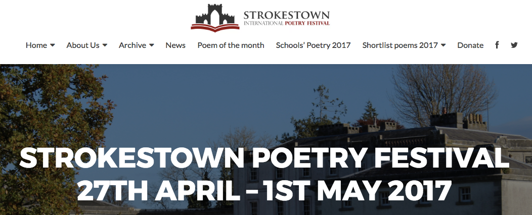 Looking forward to Strokestown